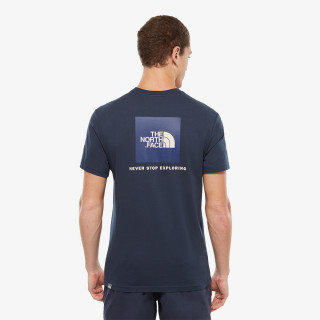 THE NORTH FACE M S/S RED BOX TEE TNF