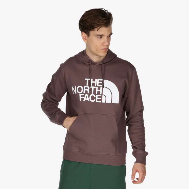THE NORTH FACE M STANDARD HOODIE GRAPHIT