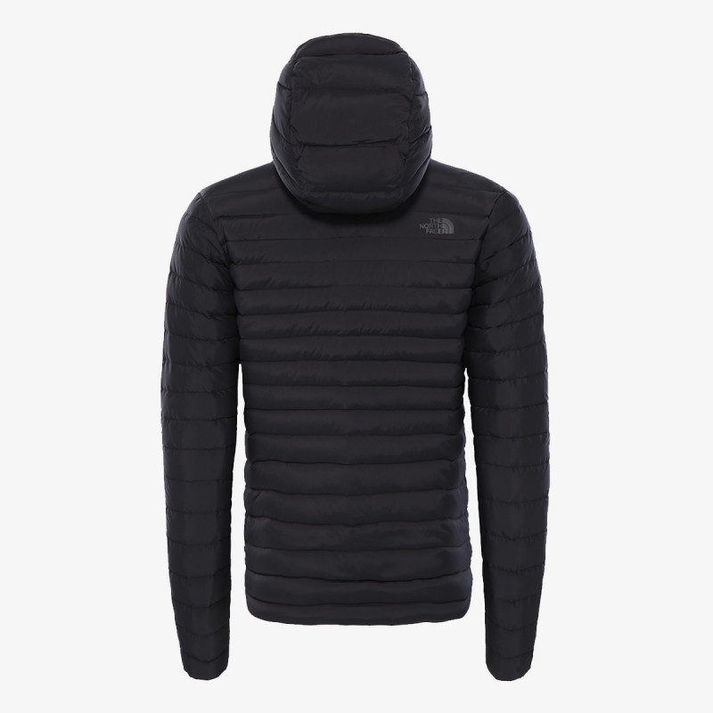 THE NORTH FACE M STRCH DWN HDIE TNF BLAC