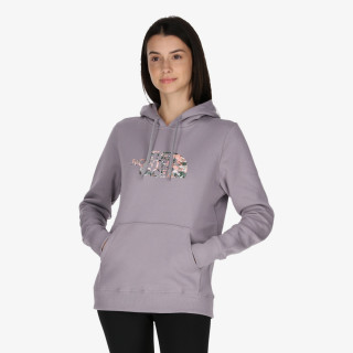 THE NORTH FACE W DREW PEAK PULL HD MLGY/
