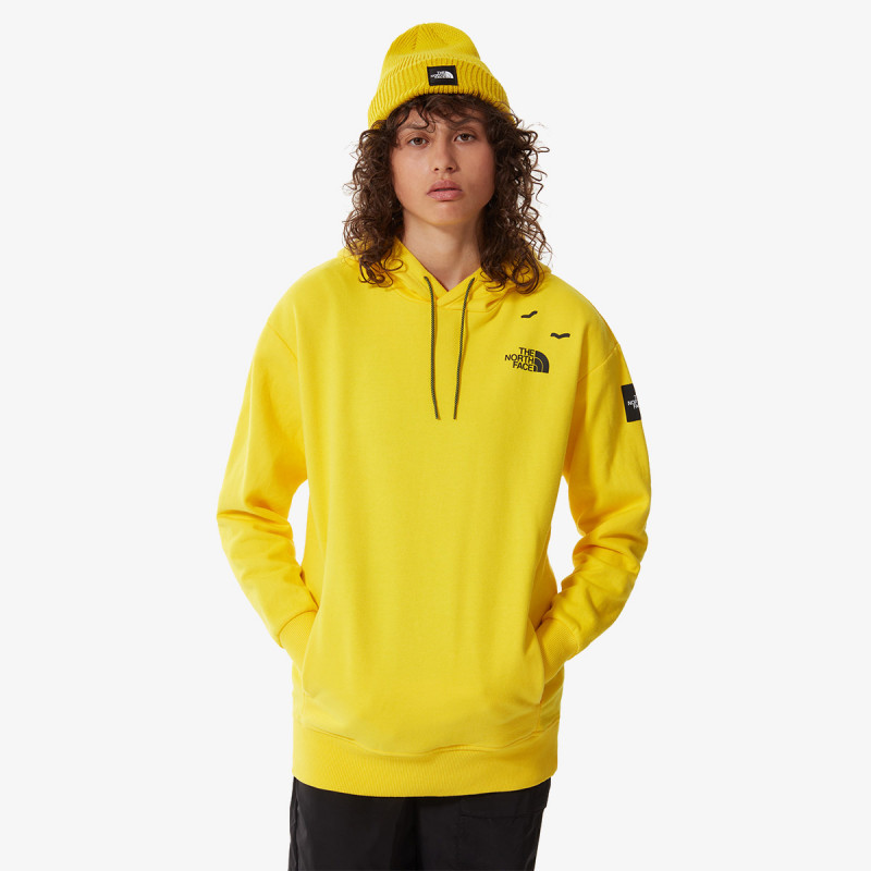 THE NORTH FACE W BB SR HOODIE LIGHTNING
