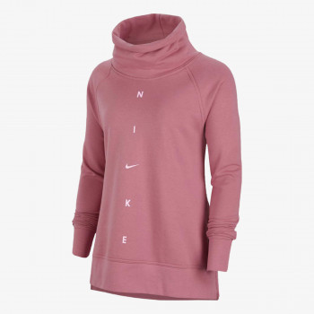 W NK DRY GET FIT FLC COWL