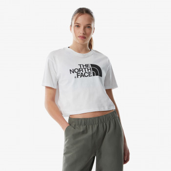 W CROPPED EASY TEE