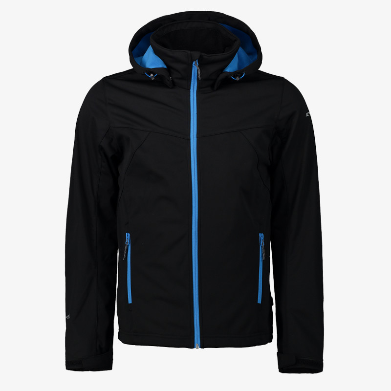 M BIGGS SOFTSHELL JACKET